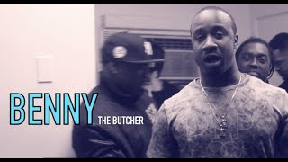 BENNY The Butcher - Trust Gang Cypher (BARS!)