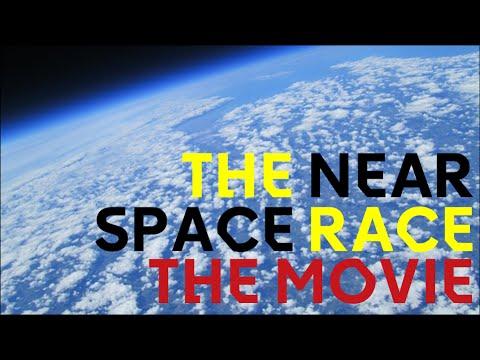 The Near Space Race Movie