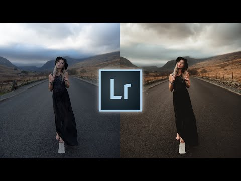 How to Edit PORTRAITS Like @whoisbenjamin Instagram Lightroom Editing Moody Rich Portraits