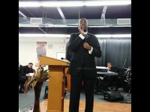 Prophet-Pastor Carlton Funderburke