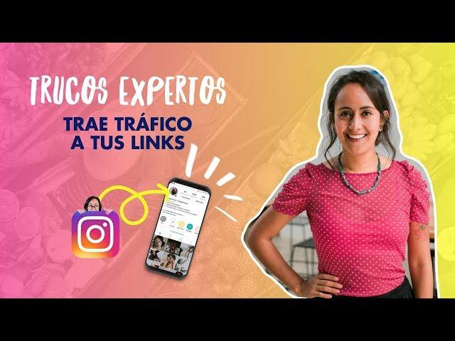 Cómo Hacer Uso Estratégico de Links en Instagram | Aprende con Diana Muñoz