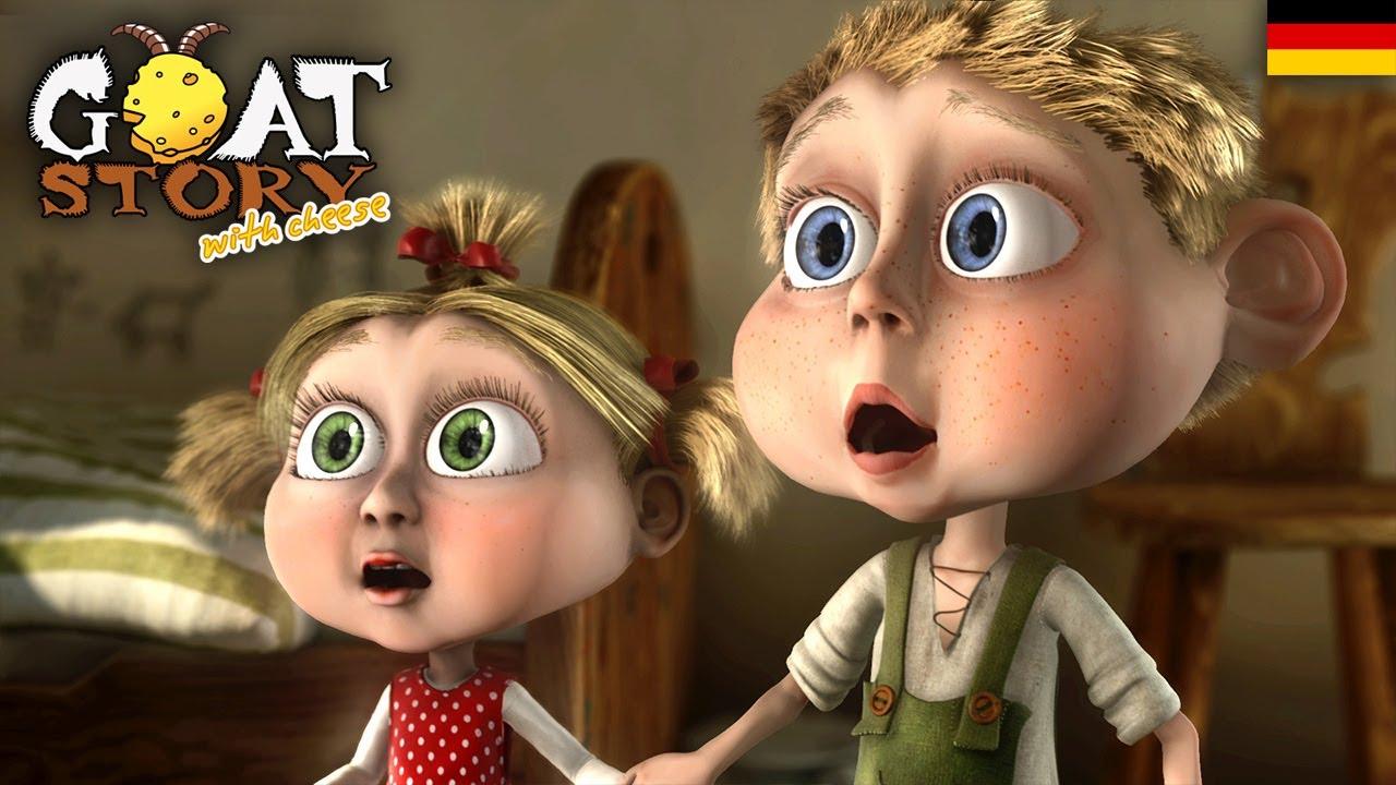 Schlau wie eine Ziege 2 - Animation - Ganzer Film Deutsch