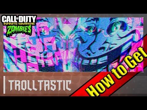 HOW TO GET TROLLTASTIC CALLING CARD - Shaolin Shuffle