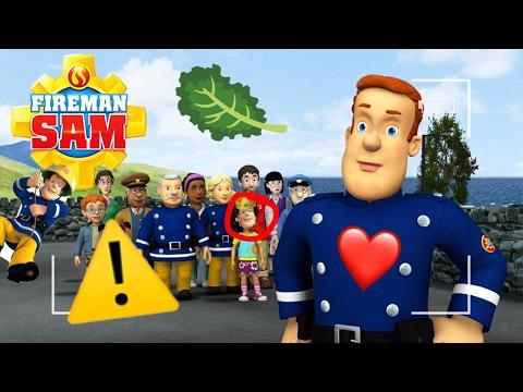 FIREMAN SAM 3 THEME SONGS (1987-2003-2008)