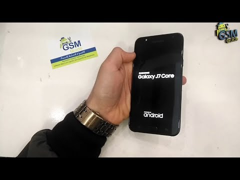 How to Root/ Install TWRP recovery on Samsung Galaxy J7 Core