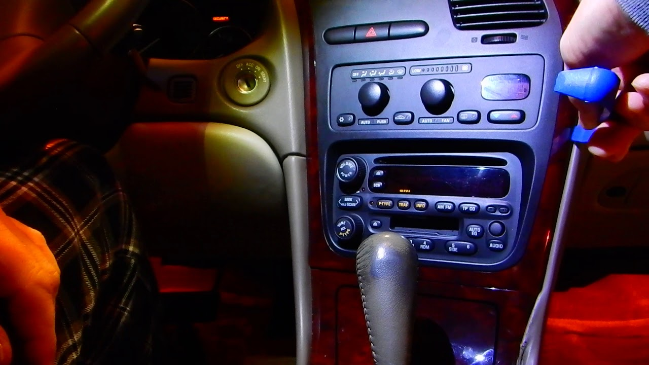 small resolution of oldsmobile aurora radio removal youtube 2001 oldsmobile aurora wiring harness