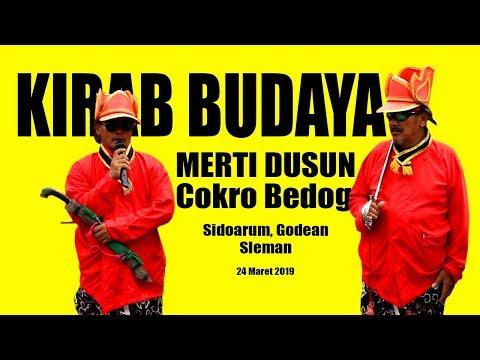 Kirab Budaya Merti Dusun Cokro Bedog Sidoarum Godean Sleman 2019