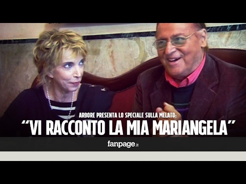 Arbore presenta lo speciale dedicato a Mariangela Melato: