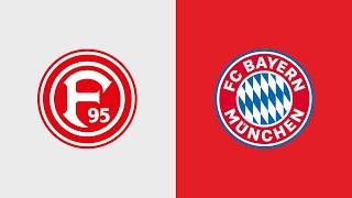 HIGHLIGHTS | Fortuna Düsseldorf - Bayern München