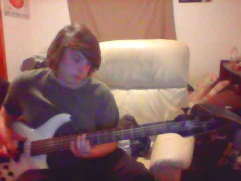 Strfkr - Rawnald Gregory Erickson the Second (Bass Cover)