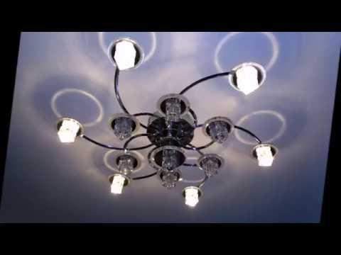 Светодиодные лампы вместо галогеновых