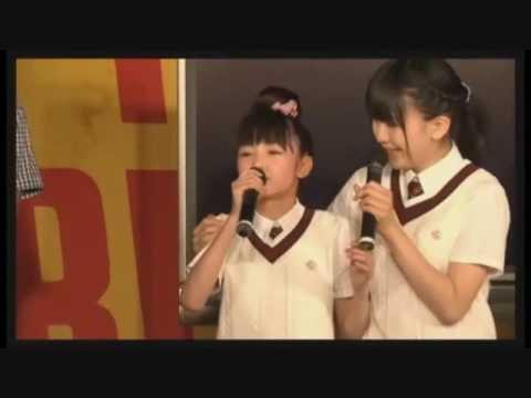 Sakura Gakuin:   Moa's Surprise!      (Babymetal)