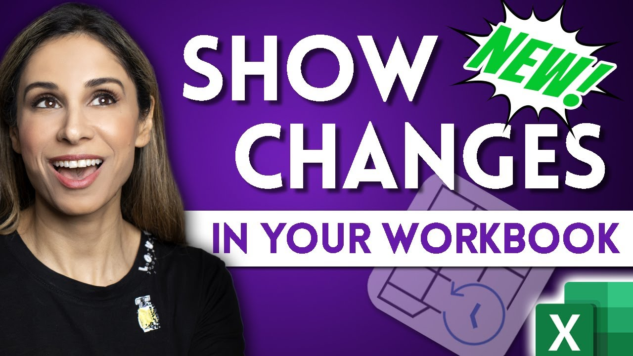 "Who Changed Your Data? Excel's New ""Show Changes"" will tell You (Formula changes too!)"