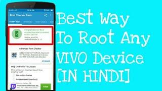 How to root Vivo V5 plus.