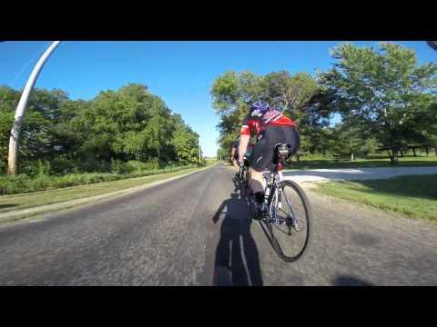 Ashland Cycling Group Hammering It