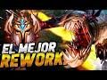 ¡EL MEJOR REWORK HASTA AHORA! | FIDDLESTICKS JUNGLA | Challenger Gameplay S10