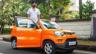 Maruti S-Presso Micro SUV - K10 Kicks In Yo | Faisal Khan