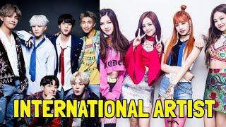 Choice International Artist NOMINEES | 2018 Teen Choice Awards