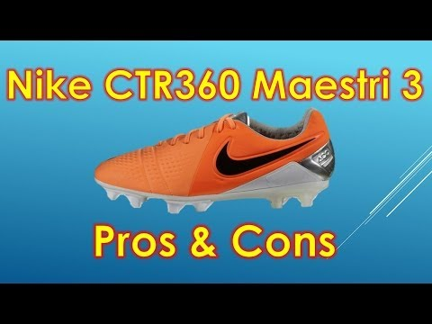 nike ctr360 trequartista iii fg review