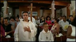 La Messe De Noël De 2016 En Léglise De Sainte-Suzanne  Le De La Réunion