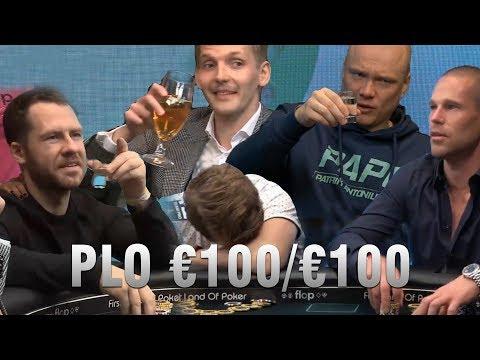 TOP Pots Cash Game DAY1 €100/€100/€200 Antonius, Zigmund, Cates