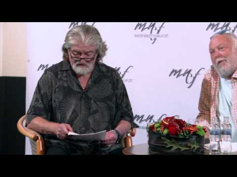 Film Writing Master Class II.: Joe Eszterhas in original language 1.