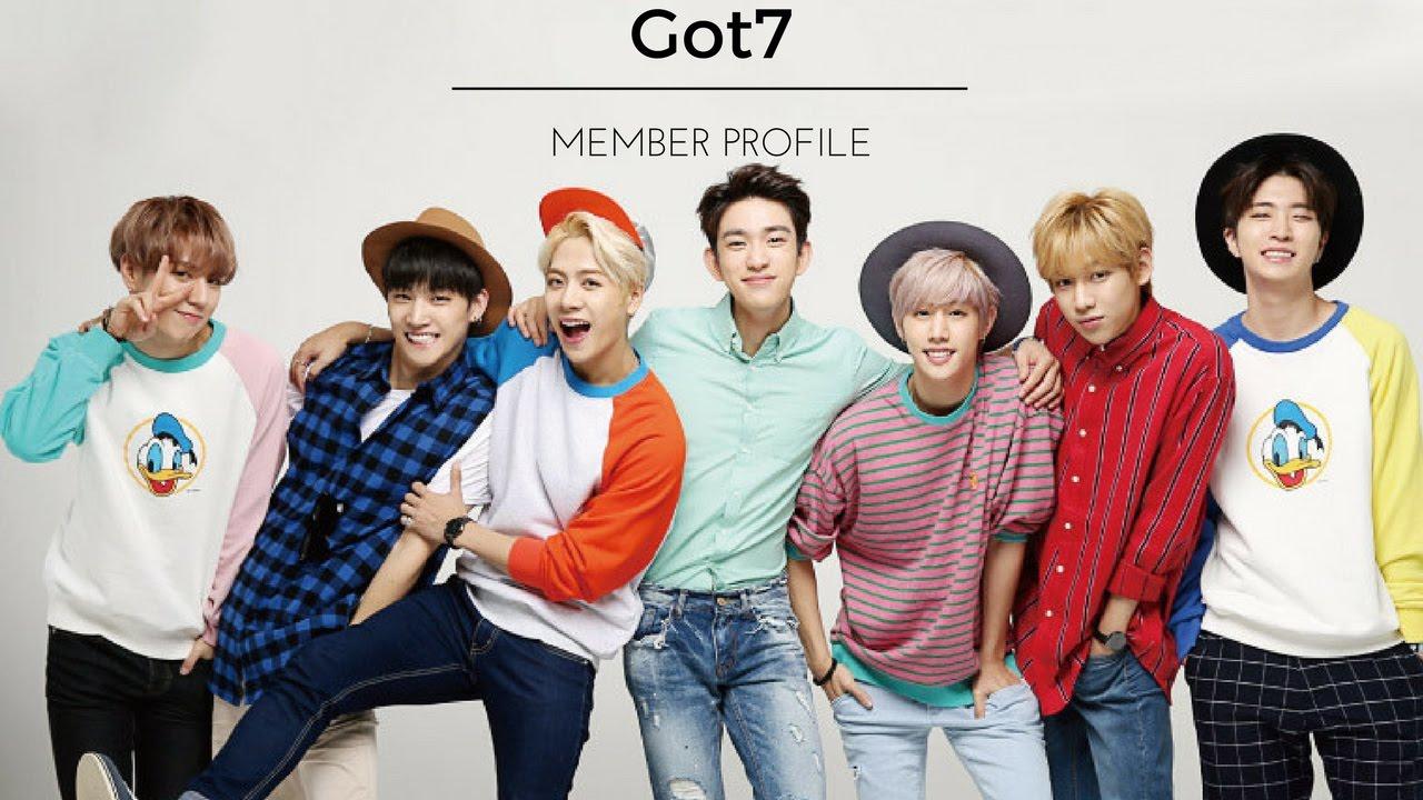 Got7 Profile