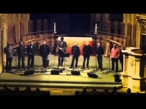 Port Isaac Fisherman's Friends sing