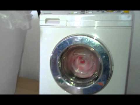 kerems kleine miele waschmaschine youtube. Black Bedroom Furniture Sets. Home Design Ideas