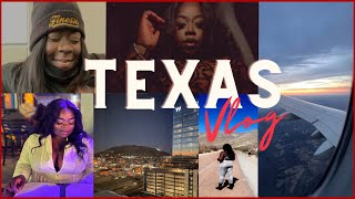 Took A Trip In The Middle Of The Semester 🥴..El Paso, Texas Vlog | Hiking, Drinks, Mexican Border..
