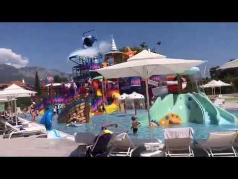 Queen's Park Tekirova Resort & Spa 5* Turkey Kemer 2019 август Турция Кемер Текирова Квинс Парк