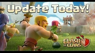 clash of clans new update february 2015 level 13 cannons clan perks clan xp opt in out clan wars