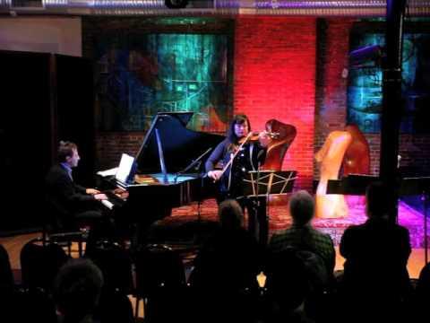 The Wiancko-Mizrahi Duo play Judd Greenstein
