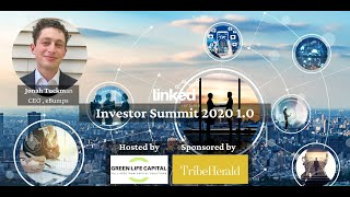Presenting Company eBumps Jonah Tuckman at Linked Ventures Investor Summit