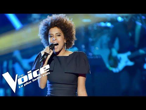 Slimane (J'en suis là) | Mélody | The Voice France 2018 | Auditions Finales