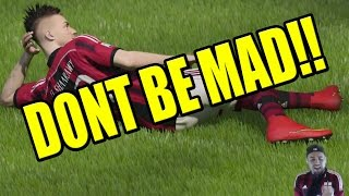 FIFA 15 CAREER MODE - DON'T BE MAD FAM!!! #13