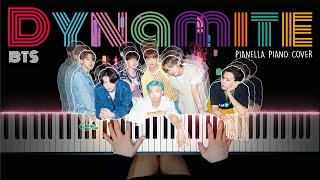 BTS (방탄소년단) - Dynamite | Piano Cover by Pianella Piano
