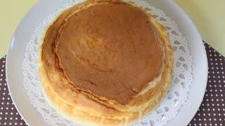 Soufflé Cheesecake スフレチーズケーキ しっとりしゅわしゅわ~