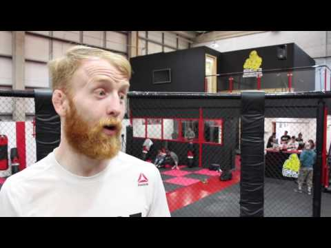 A look inside SBG Tallaght with Paddy Holohan