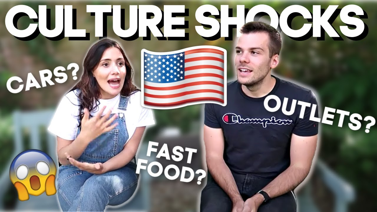 Things That Shock AMERICANS in the UK! 🇺🇸