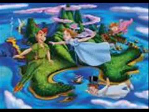Disney's Peter Pan I Won't Grow Up