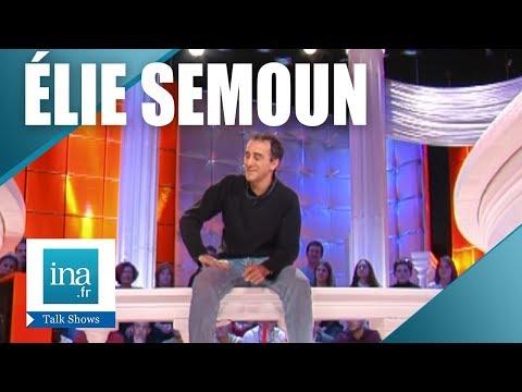 Interview biographie de Elie Semoun - Archive INA