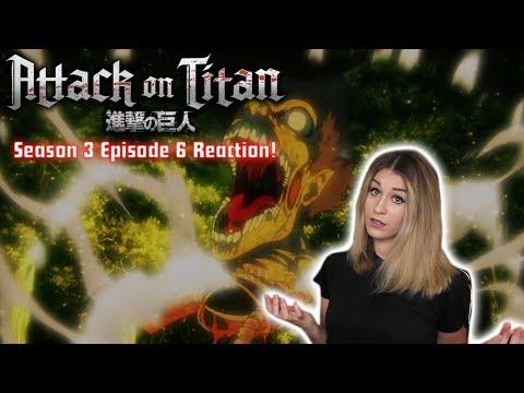 EREN REVEALED! ATTACK ON TITAN Season 3 Episode 6 REACTION!