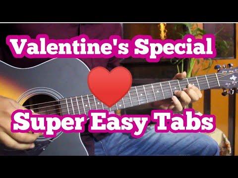 Express Your Love This Valentine Kya Mujhe Pyaar Hai Easy Guitar Tabs & Chords