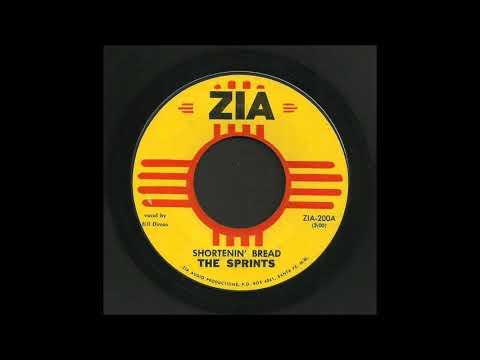 The Sprints - Shortenin' Bread - Rock & Roll 45