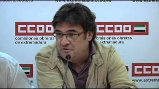 CCOO denuncia el despido de 9 trabajadores sin justificación en la cámara de comercio de Badajoz
