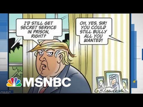Doonesbury's Trudeau: Trump Was A 'Full-Blown Comic Strip Character' | The Beat With Ari Melber
