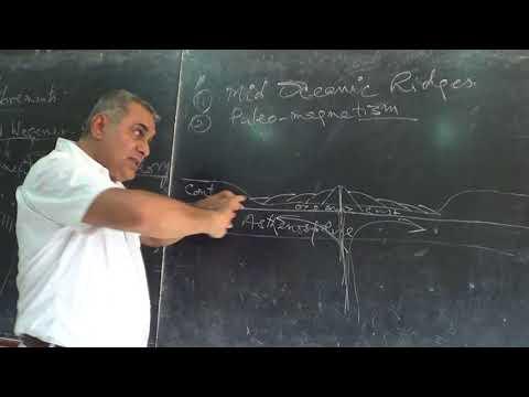 Continental Drift Theory & (plate tectonics starting)