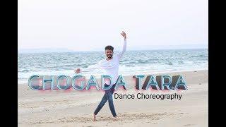 Chogada Tara   Dance Choreography   Loveyatri   Garbha style   Darshan Raval