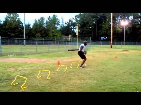Hurdle Drills Test